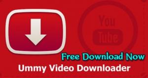 Ummy Video Downloader Crack + License Key 2021